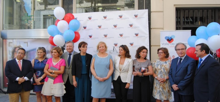 Photocall autoridades
